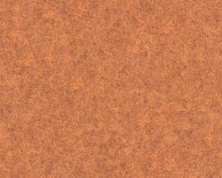 A.S. Création Wallpaper «Uni, Brown, Orange» 362079