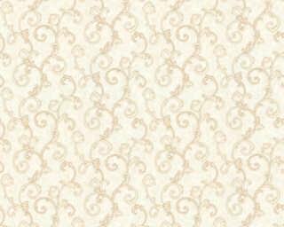 A.S. Création Tapete «Floral, Beige, Creme» 363181