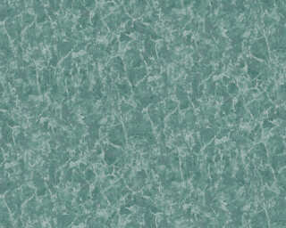 A.S. Création Wallpaper «Uni, Green, Metallic» 363251