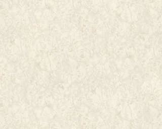 A.S. Création Wallpaper «Uni, Beige, Cream, Metallic» 363255