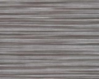 A.S. Création Tapete «Holz, Grau, Metallics, Silber» 363312