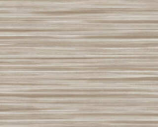 A.S. Création Tapete «Holz, Beige, Creme, Metallics, Silber» 363313