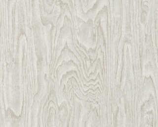 A.S. Création Tapete «Holz, Grau» 363321