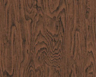 A.S. Création Wallpaper «Wood, Cottage, Brown» 363323