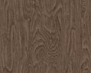 A.S. Création Wallpaper «Wood, Brown» 363324