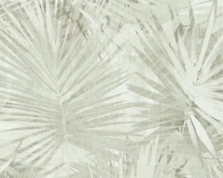 A.S. Création Wallpaper «Jungle, Cream, Green» 363854