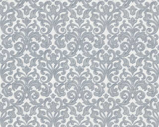 A.S. Création Tapete «Barock, Grau, Metallics, Silber, Weiß» 363881