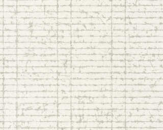 Livingwalls Wallpaper «Graphics, Beige, Grey, Taupe, White» 363951
