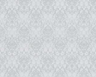 A.S. Création Tapete «Barock, Grau, Metallics, Silber» 364113