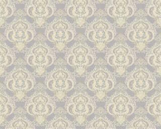 A.S. Création Tapete «Barock, Creme, Gold, Grau, Metallics» 364536