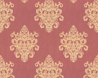 A.S. Création Tapete «Barock, Gold, Metallics, Rot» 364544