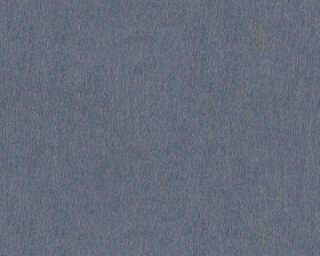 A.S. Création Tapete «Uni, Blau, Gold, Metallics» 364555