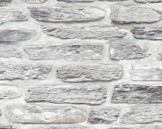 A.S. Création Wallpaper «Stone, Bronze, Grey, Metallic» 364782