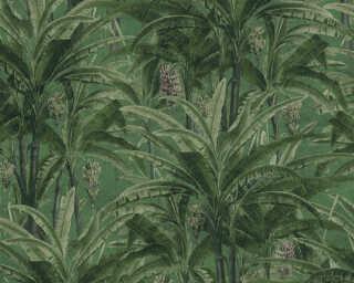 A.S. Création Tapete «Dschungel, Grün» 364802