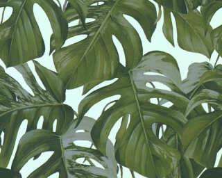 MICHALSKY LIVING papier peint «Jungle, bleu, turquoise, vert» 365193
