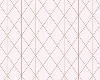 A.S. Création Wallpaper «Graphics, Metallic, Pink» 365753