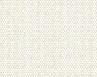 A.S. Création Обои «Графика, Белые, Металлик, Серебро» 365761