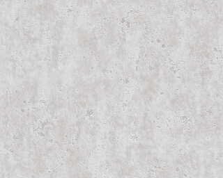 A.S. Création papier peint «Uni, gris» 366001