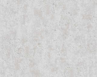 A.S. Création Wallpaper «Uni, Grey» 366001