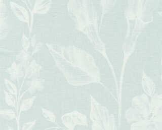 A.S. Création Обои «Цветы, Белые, Синие» 366362