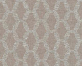 A.S. Création Обои «Текстиль, Коричневыe, Синие» 366381