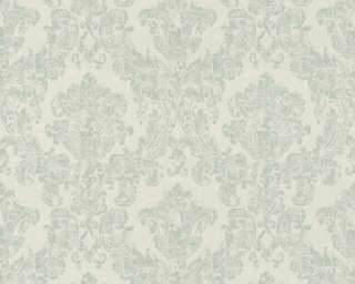 Architects Paper Wallpaper «Fabric, Beige, Brown, Green, Grey» 366694