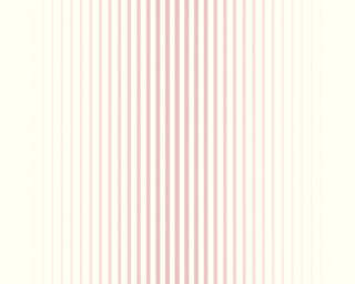 Esprit Home Wallpaper «Stripes, Pink, White» 366783