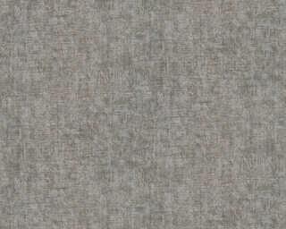 A.S. Création Wallpaper «Uni, Grey, Metallic» 366892