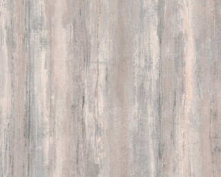 A.S. Création Wallpaper «Wood, Beige, Bronze, Brown, Metallic» 367504