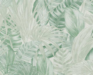 A.S. Création Tapete «Dschungel, Grün» 368202