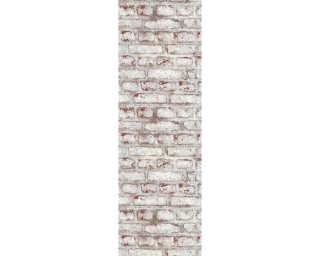 Livingwalls Designpanel «Stein, Landhaus, Beige, Braun, Creme, Grau» 368481