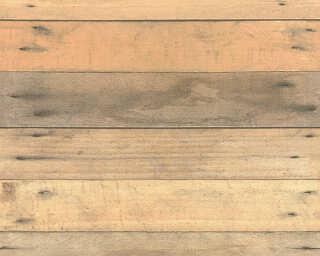 A.S. Création Vliestapete «Holz, Landhaus, Beige, Braun, Grau, Taupe» 368701