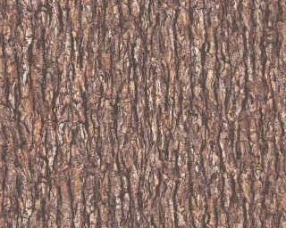 A.S. Création Wallpaper «Wood, Cottage, Beige, Black, Brown, Grey» 368722