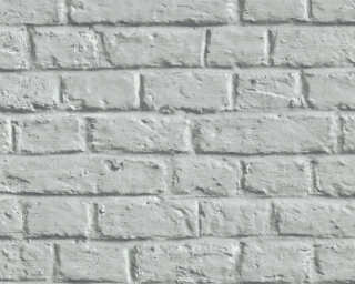 Livingwalls Wallpaper «Stone, Cottage, 3D, Grey» 369124