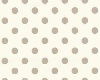 A.S. Création Wallpaper «Graphics, Beige, Brown, Grey, Pink» 369341