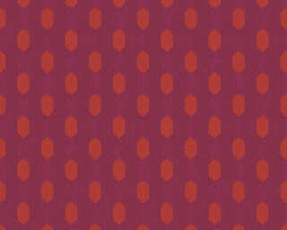 Architects Paper Wallpaper «Graphics, Orange, Purple, Red» 369731