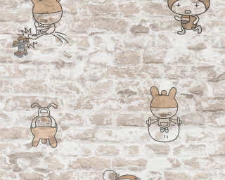 A.S. Création Wallpaper «Stone, Beige, Black, Grey» 369873