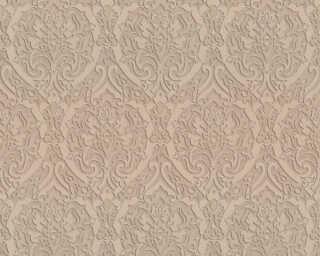 A.S. Création Обои «Барокко, 3D, Бежевые, Золото, Коричневыe, Металлик» 370025