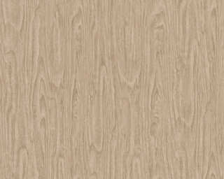 Versace Home Wallpaper «Wood, Beige, Brown» 370522
