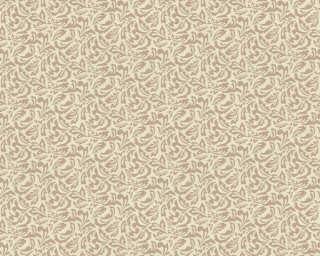 A.S. Création papier peint «Baroque, beige, jaune» 370822