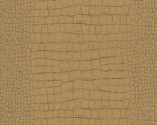A.S. Création Wallpaper «Graphics, Black, Gold, Metallic» 371010
