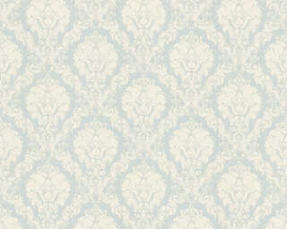 A.S. Création Wallpaper «Baroque, Beige, Grey» 371654