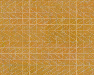 A.S. Création Wallpaper «Graphics, Gold, Metallic, Yellow» 371743