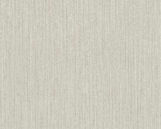 A.S. Création papier peint «Uni, gris» 371791