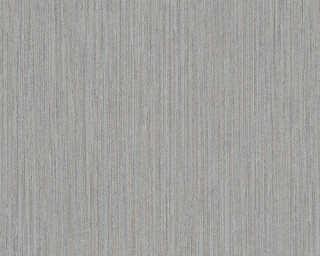 A.S. Création papier peint «Uni, bleu, gris» 371792