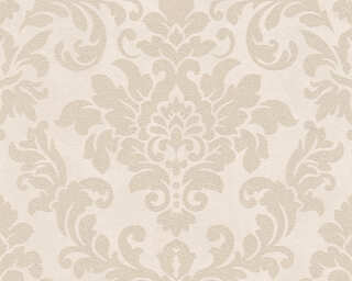 A.S. Création Wallpaper «Baroque, Beige, Cream, Metallic» 372703