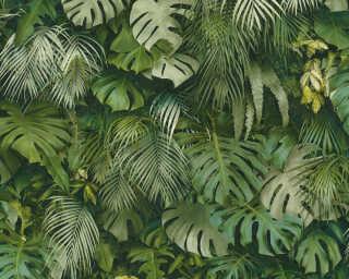 A.S. Création Tapete «Dschungel, Grün» 372802