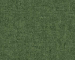 A.S. Création Wallpaper «Uni, Green» 373347