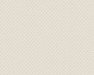 A.S. Création Wallpaper «Uni, Beige, Grey, Taupe» 373643
