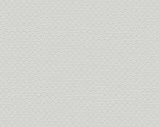 A.S. Création papier peint «Uni, gris» 373644